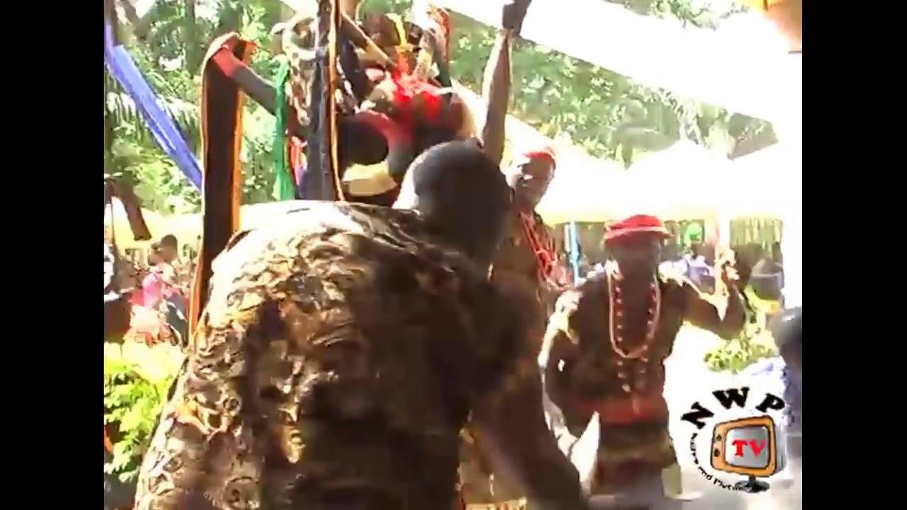 Download Egwu Mmanwu (African Masquerade Dance) - 2018 Latest Nigerian Nollywood Igbo Movie Full HD