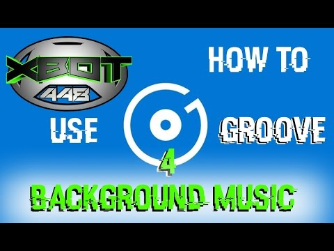 How To- Use Groove As Background Music For Xbox One (Preview Program)