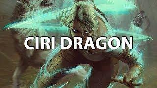 gwent monsters ciri dragon deck eredin gameplay
