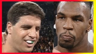 22 Times Mike Tyson Delivers 1st Round KO