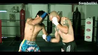 Muay Thai. Видеоурок. (ENG) Учебно-тренировочный фильм по Тайскому Боксу. Video tutorial