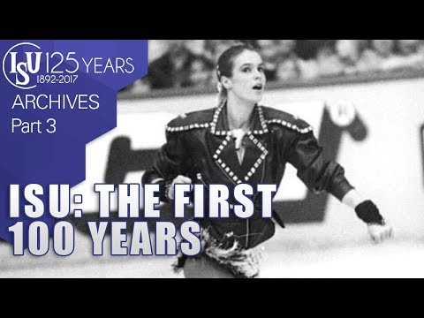 International Skating Union - The first 100 years - Part 3/3 - ISU Archives