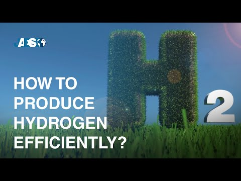How to produce hydrogen efficiently? (PART 1) Discovering the fuel of the future - steam reforming