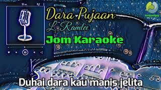 Dara Pujaan - L. Ramlee | Jom Karaoke