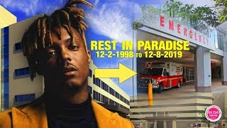 Juice WRLD PASSES AWAY at Chicago Airport! (Hidden Messages Revealed)