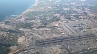3 Hava limanı son görüntüleri havadan çekim