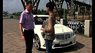 Mercedes-Benz E-class AMG Edition 2013 Обзор тест-драйв