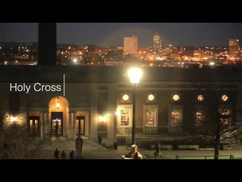 Holy Cross: After Dark — the Campus Life Experience