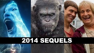 Top Ten Movies of 2014 : Transformers 4, Dumb and Dumber 2, Fast 7 - Beyond The Trailer