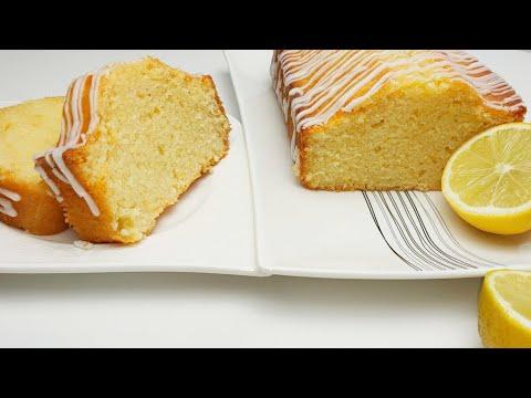 recette-gâteau-au-citron-🍋-كيكة-الليمون