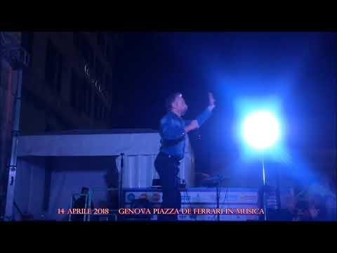 14 aprile 2018 GENOVA PIAZZA DE FERRARI musica live