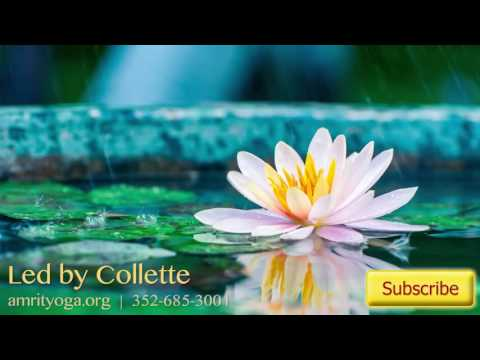 Colette. Recovery Yoga Nidra - Addiction And Healing Guided Meditation