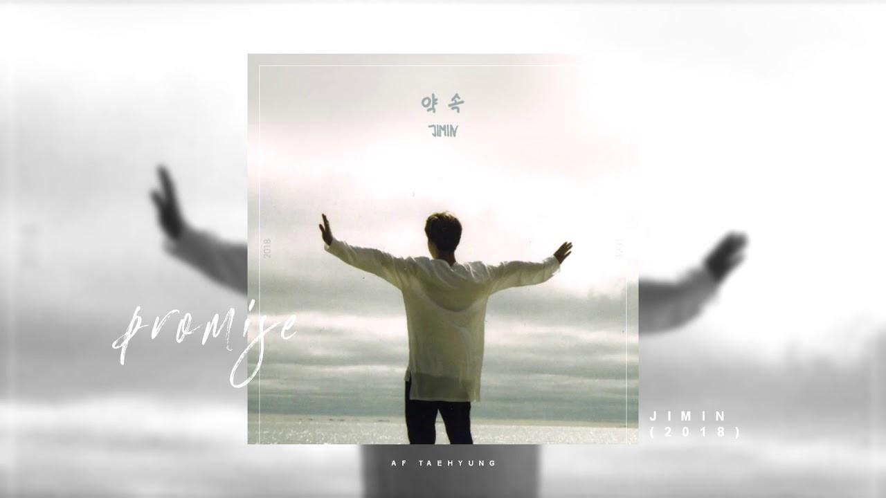 [AUDIO] JIMIN (BTS 지민) - Promise (약속)