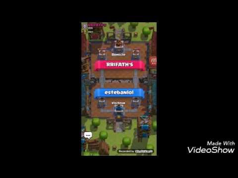 Les lol du tg clash royal deck ar ne 7 youtube for Deck arene 7 miroir