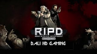 R.I.P.D  The Game PC Gameplay HD 1440p