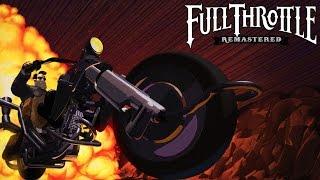 full Throttle Remastered - Release Trailer