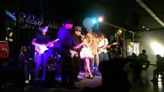 Blues kids of America - The Thrill is Gone (Fender Lounge Corona California) 7-1-11
