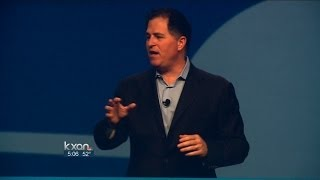 Michael Dell says privatization allows freedom