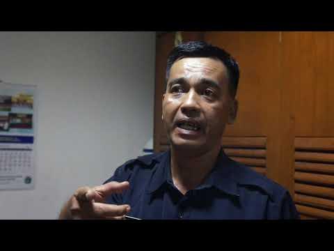 Doorstop Interview Keamanan Dalam Balai Kota DKI Jakarta