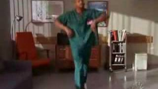 [Scrubs] - Turk dances to Poison