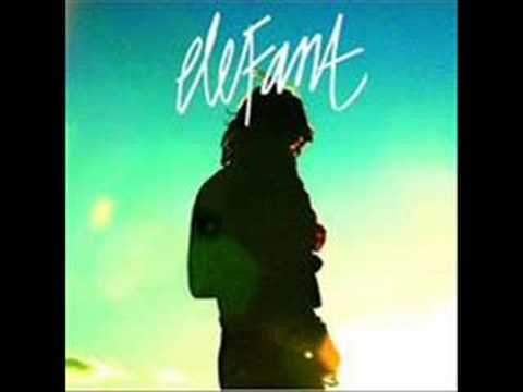 "ELEFANT ""Sunlight makes me paranoid"