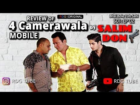 Mobile Review - Hyderabadi Comedy   Salim Pheku   BBTS - S01   EP 02