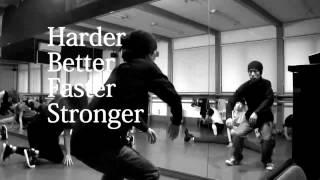 ~Daft Punk/Harder,Better,Faster,Stronger~【歌詞とダンス付き】《TANZ苫小牧ダンス教室 》