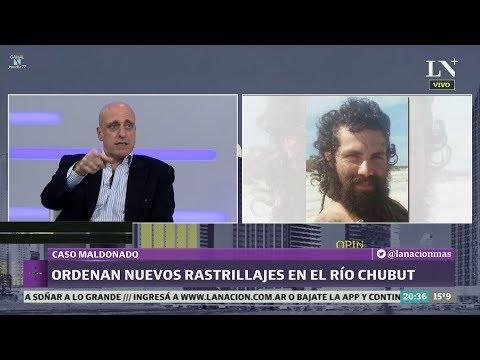 """C.Pagni sobre """"el caso Maldonado"""", en """"PM Análisis"""" con J.del Rio - 07/09/17"""