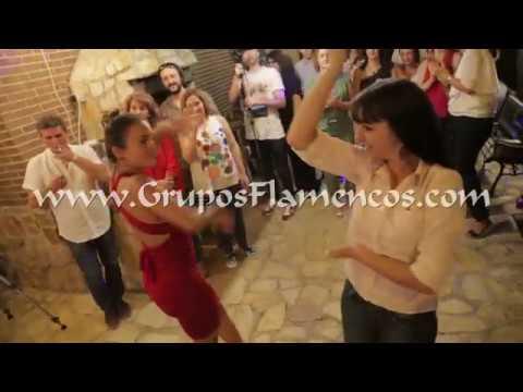 Grupo flamenco Madrid, Grupo de Rumba y Sevillanas para Fiestas.