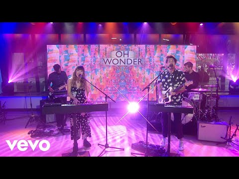 Oh Wonder - Ultralife (Today Show Performance)