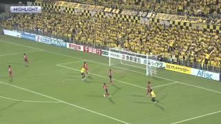 2012 Jリーグヤマザキナビスコカップ 準決勝 第2戦 10月13日(土) 日立...