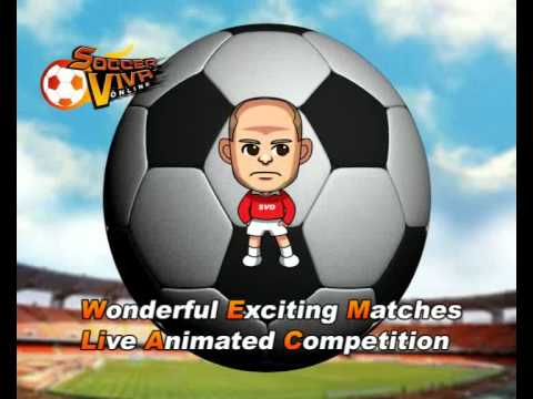 《Soccer Viva Online》Free online football manager game