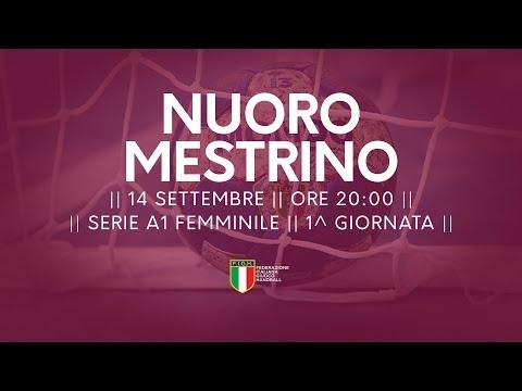 Serie A1F [1^]: Nuoro - Mestrino 20-29