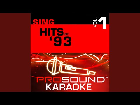 I See Your Smile (Karaoke Instrumental Track) (In the Style of Gloria Estefan)