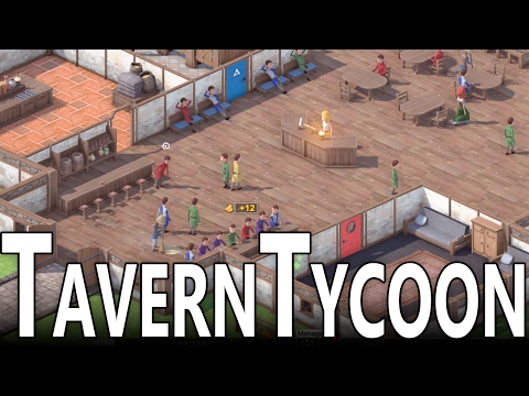 Tavern Tycoon (Early Access) - One Shot