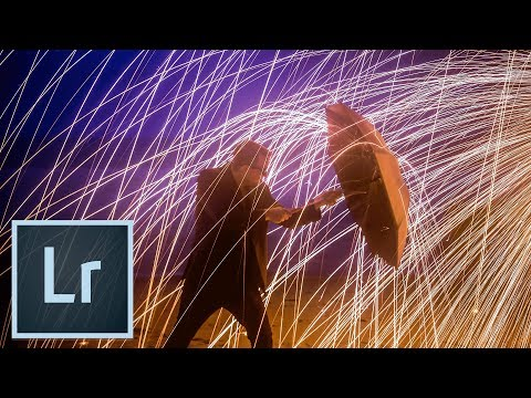 Amazing Light Painting Photography tutorial with Steel Wool