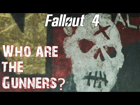 Theories, Legends and Lore: Fallout 4- The Gunners