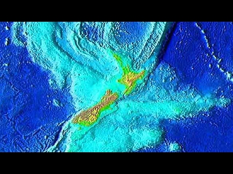 Scientists excited about new continent 'Zealandia'