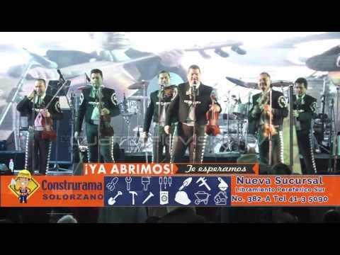 mariachi vargas de tecalitlan parte 2comida entres amigos feria tamazula 2017