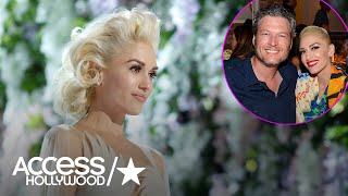 Gwen Stefani On Healing After Heartache & Finding Love With Blake Shelton | Access Hollywood