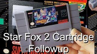 Star Fox 2 Cartridge Followup - Thank you Nintendo SNES Classic Mini!