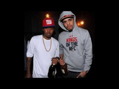 ★ J. Cole Ft. Nas - Let Nas Down (Remix)...