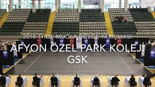 Afyon Özel Park Koleji GSK | Gençler Düzenlemeli | 2018 THOF Muğla Bölge #Zeybekoloji