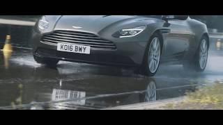 Тест-драйв Aston Martin в Баден-Баден 22.07.17