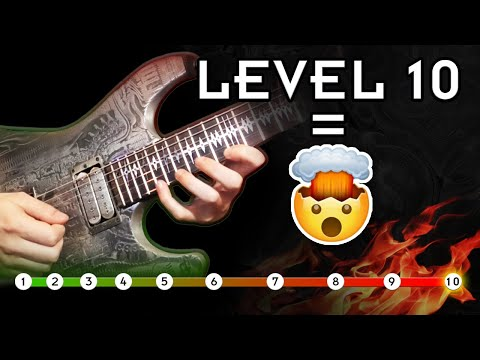 10 Levels Of Sweep Picking | Beginner To Advanced
