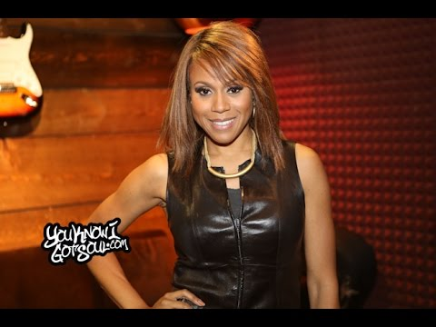 "Deborah Cox Interview - New Album ""Work of Art"", Singing as Whitney Houston, Acting on Broadway"