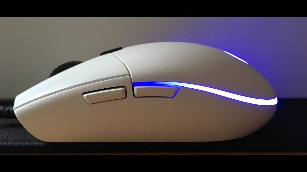06ebad3ff71 Logitech G102 Prodigy White Gaming Mouse Full Review + Testing in CS ...