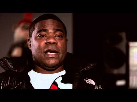 """The Boxtrolls: Tracy Morgan """"Mr. Gristle"""" Behind the Scenes Interview"""