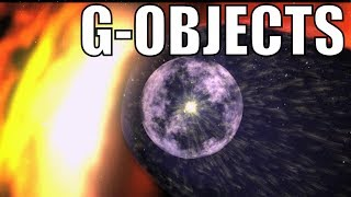NEW SPACE DISCOVERY: G-Objects
