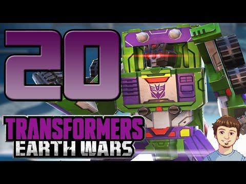 Transformers: Earth Wars - DECEPTICONS | PART 20 - Character Models & First Alliance War!